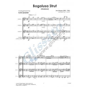 Bogalusa Strut (Flute 4et)