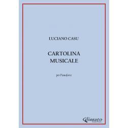 Cartolina musicale