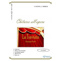 Chitarre all'opera (La Traviata)