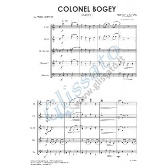 Colonel Bogey (Wind 5et)