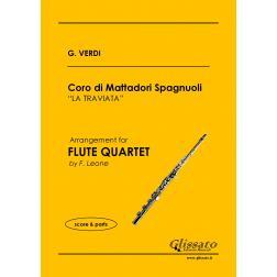 Coro di Mattadori Spagnuoli (Flute 4et)