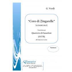 Coro di Zingarelle (La Traviata)