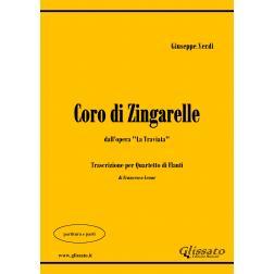 Coro di Zingarelle (4 flauti)