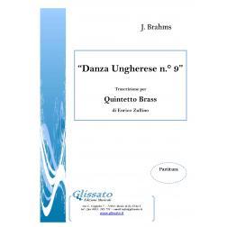 Danza Ungherese n.° 9