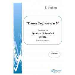 Danza Ungherese n°5