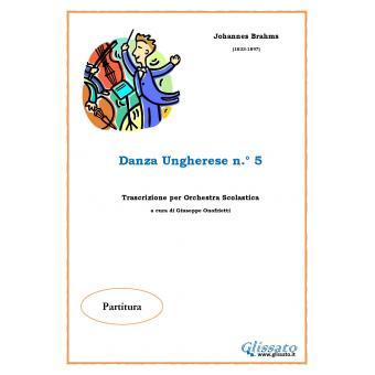 Danza Ungherese n°5 (Brahms)