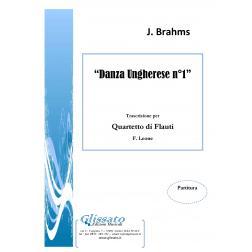 Danza Ungherese 1 (Brahms)