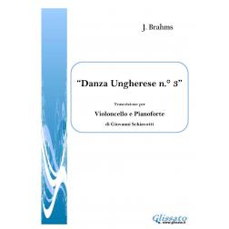 Danza Ungherese 3 (Brahms)