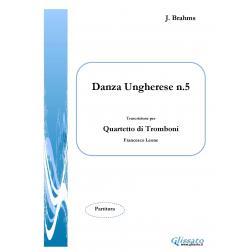 Danza Ungherese n° 5 (Brahms)
