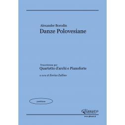 Danze Polovesiane (score)