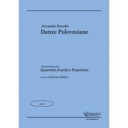 Danze Polovesiane (set parti)