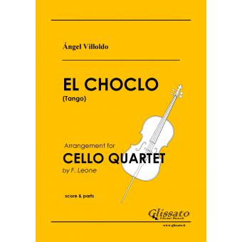 El Choclo (Cello 4et)
