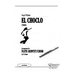El Choclo (tango) Flute Choir