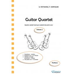 Guitar Quartet vol. 1