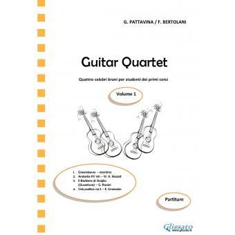 Guitar Quartet vol. 1