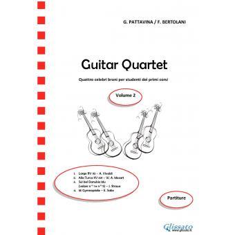 Guitar Quartet vol. 2