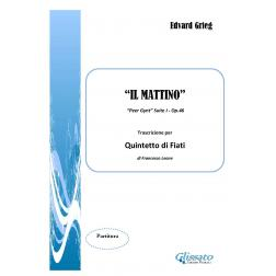 "Il Mattino - ""Peer Gynt"""