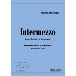 Intermezzo (Cavalleria Rusticana) Wind 5et
