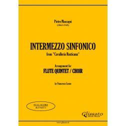 Intermezzo (Cavalleria Rusticana) Flute Choir