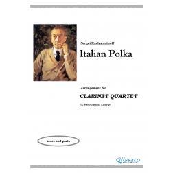 Italian Polka (Clarinet Quartet)