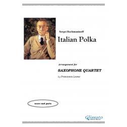 Italian Polka (Saxophone Quartet)