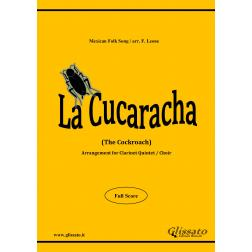 La Cucaracha (Clarinet Choir)