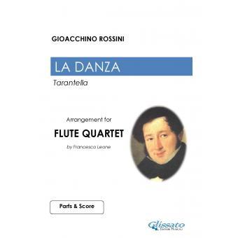 La Danza (tarantella)_Flute 4et