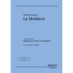 La Moldava (score)