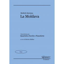 La Moldava (set parti)