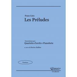 Les Preludes (score)