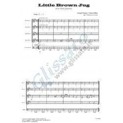 Little Brown Jug (flute 4et)