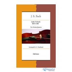 Little Prelude - BWV 999