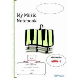 50 Quaderni di Musica A4 (personalizzati)