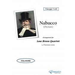 Nabucco (ouverture) - Low Brass