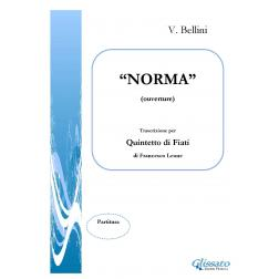Norma - ouverture