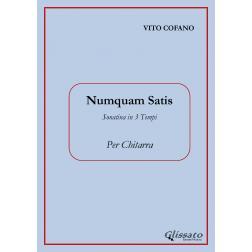 Numquam Satis