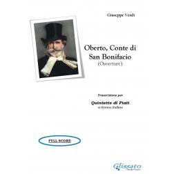 Oberto, Conte di San Bonifacio (Ouverture)