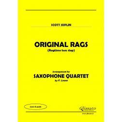 Original Rags (Sax 4et)
