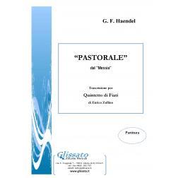 """Pastorale dal """"Messia"""""""