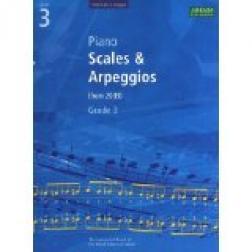 Piano Scales & Arpeggios, Grade 3 (ABRSM)