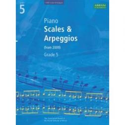 Piano Scales & Arpeggios, Grade 5 (ABRSM)