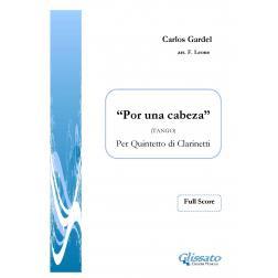 Por Una Cabeza (tango)