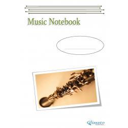 Quaderno di Musica (Clarinet image)