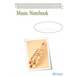 Quaderno di Musica (Flute image)