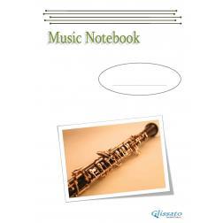 Quaderno di Musica (Oboe image)