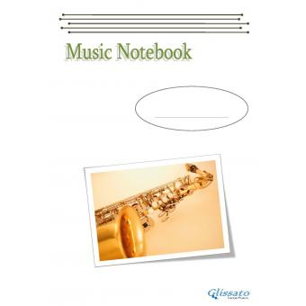 Quaderno di Musica (Saxophone image)