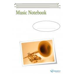Quaderno di Musica (Trumpet image)