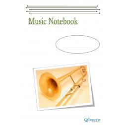 Quaderno di Musica (Trombone image)
