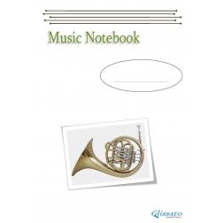 Quaderno di Musica (French Horn image)