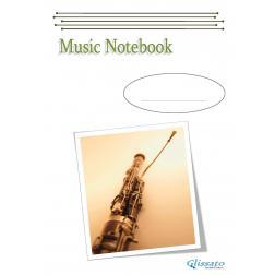 Quaderno di Musica (Bassoon image)